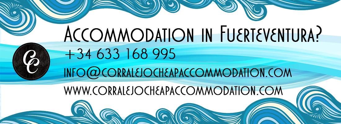 Apartments in Corralejo